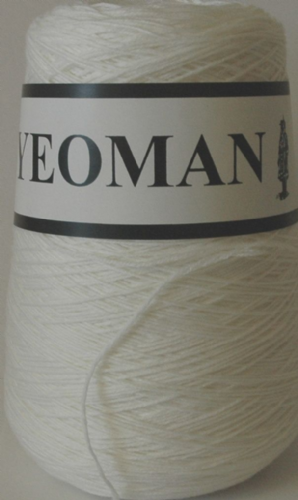 Yeoman Sport  Pure Virgin Merino Wool - White